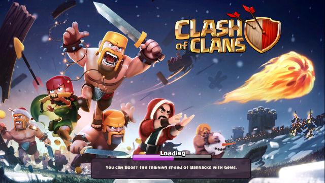 Clash of Clans gem hint