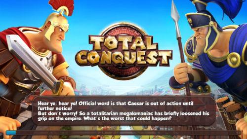 Total Conquest long hint