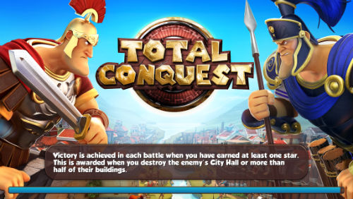 Total Conquest another good hint