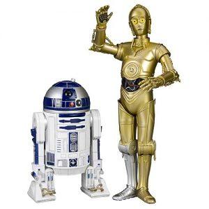 R2-D2 versus C-3P0