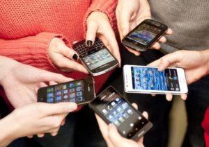Smartphone penetration is increasing